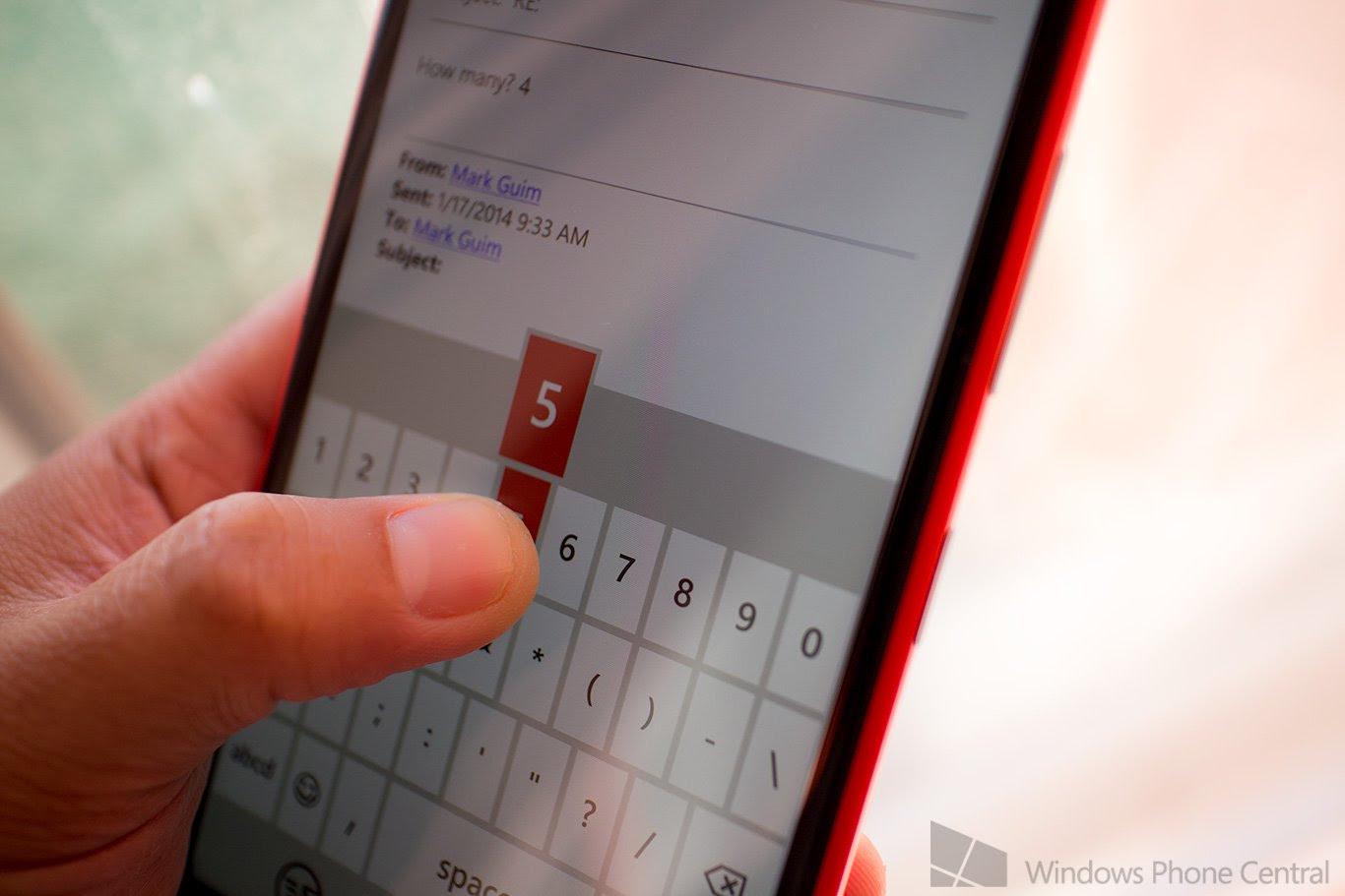 Keyboard Number