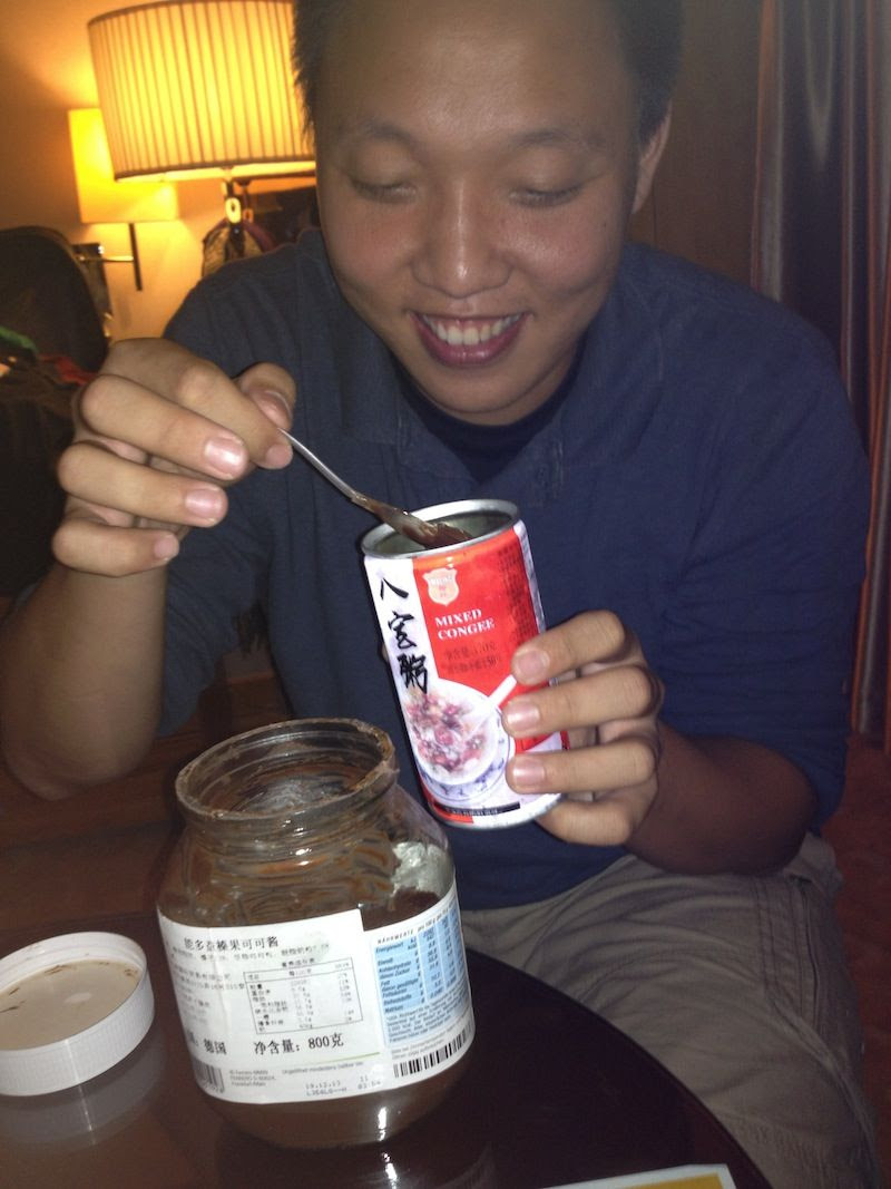 Nutella with canned congee photo 2013-09-08193007_zps42e10a7c.jpg