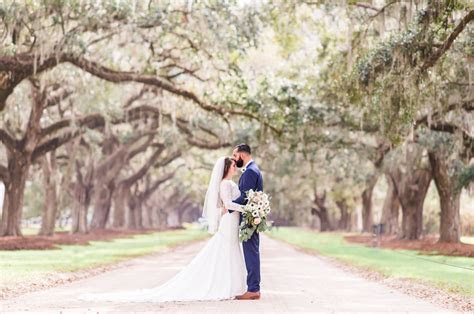 A Boone Hall Plantation Wedding   Charleston, South