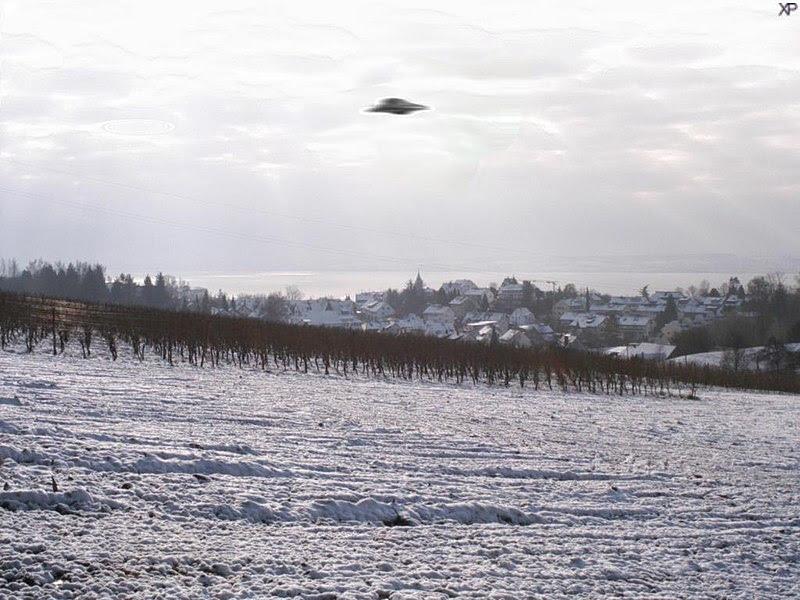 Meersburgte (Almanya) çekilen bir fotoğraf