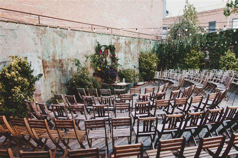 My Moon and William Vale Hotel Wedding, Brooklyn NY