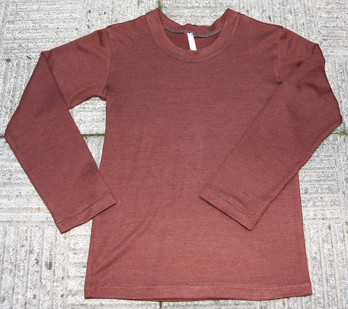 Merino longsleeved tshirt