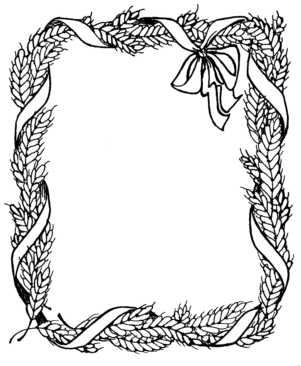 Free Black And White Page Borders Download Free Clip Art Free Clip