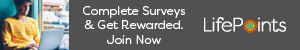 Life Points- Earn From Surveys