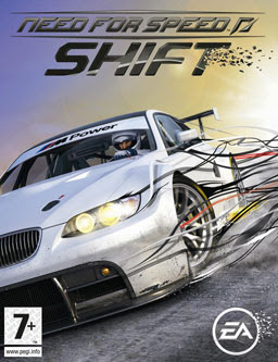 Need for Speed Shift Box Cover