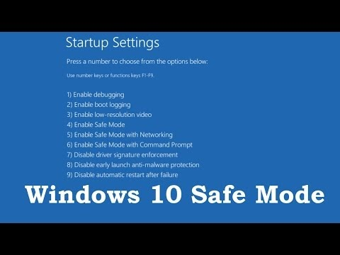 How To Boot Safe Mode on Windows 10 - Easy Helpful Guide