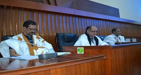 صورة من رئاسة المجلس
