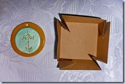 vilinski obesek + škatlica