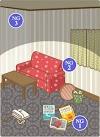 エレガント 風水 寝室ラグ q2bp67