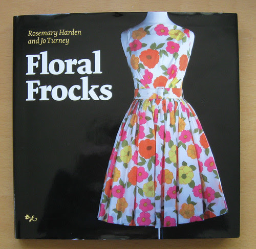 Floral book cover