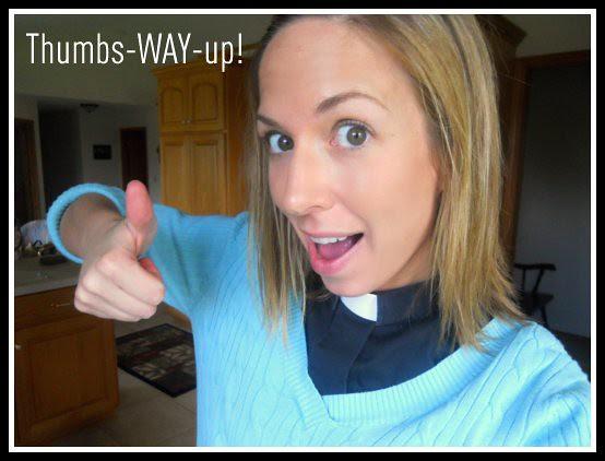 Thumbs Way Up