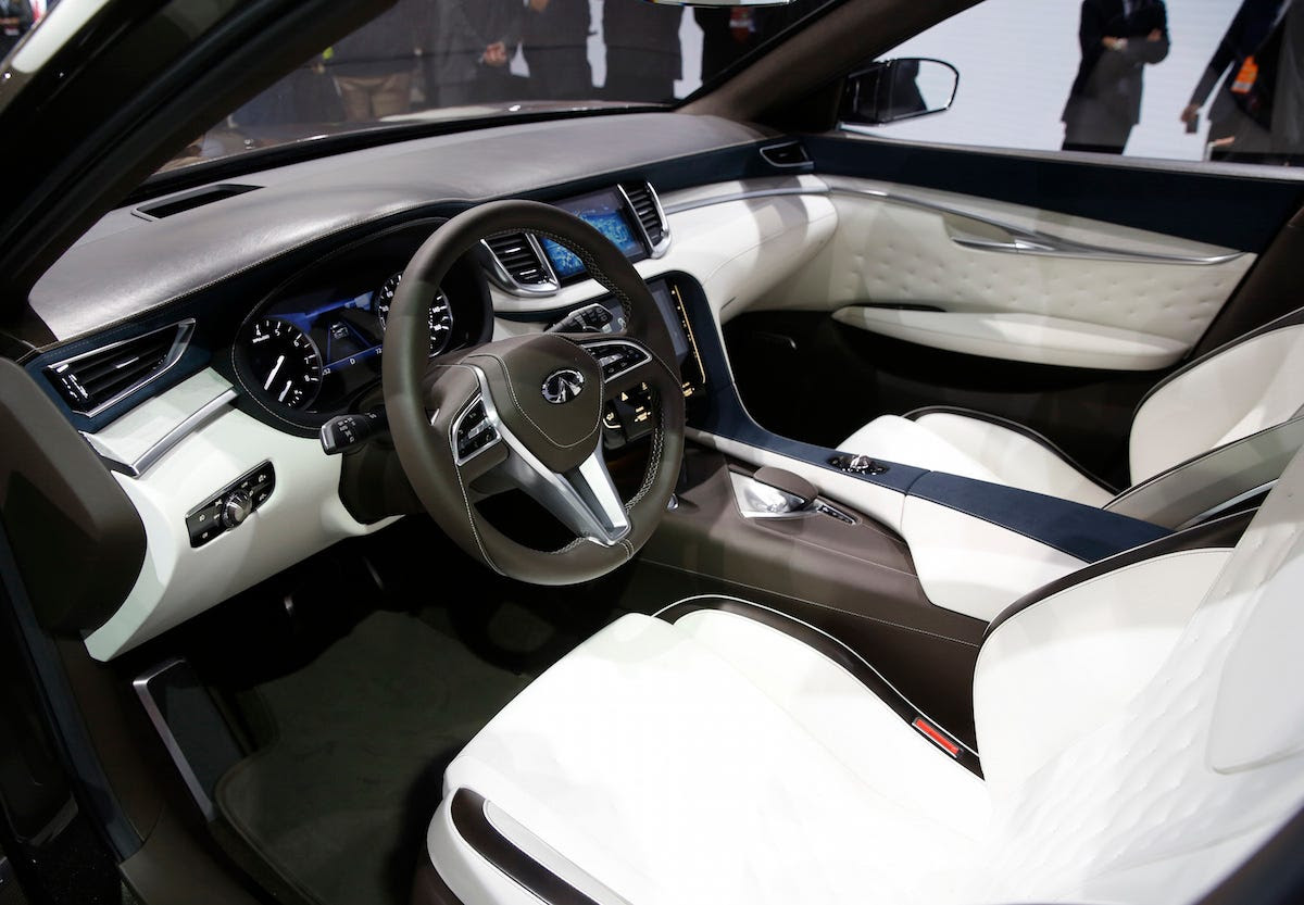 Infiniti qx50 SUV co