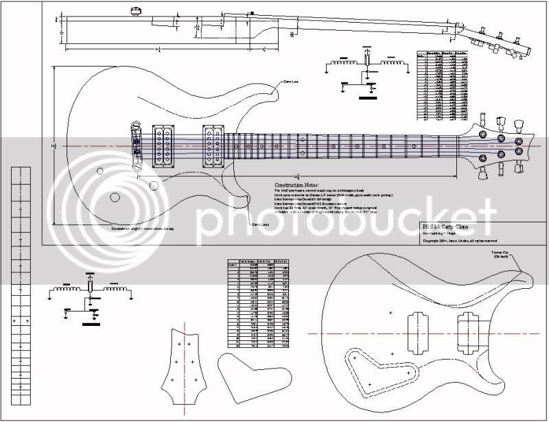 Bass Guitar Plans Pdf