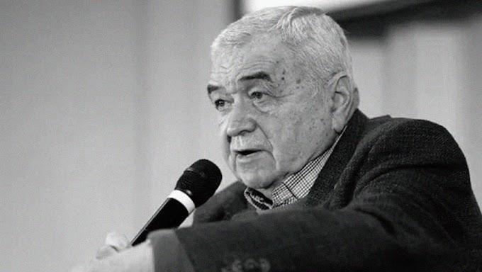 Умер комментатор Эрнест Серебренников