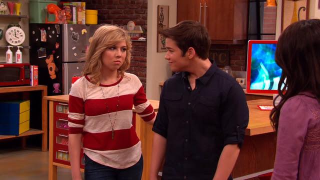ICARLY | S4 | Episódio 01 | O Namoro de Sam e Freddie
