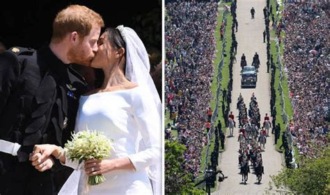 Meghan Markle and Harry?s Royal Wedding in numbers: How