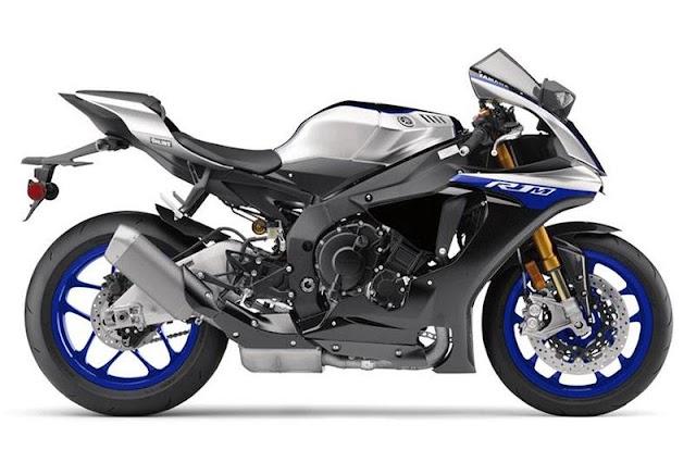 Motor Terbaru Yamaha Berdesain Sporty