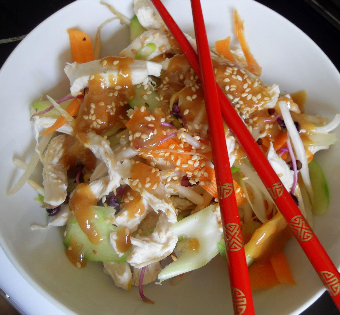 Bang Bang Chicken Salad*