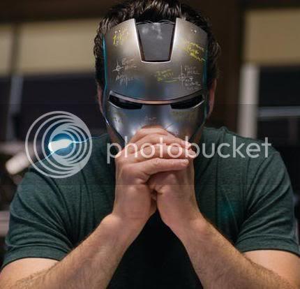 Mascara de Ferro
