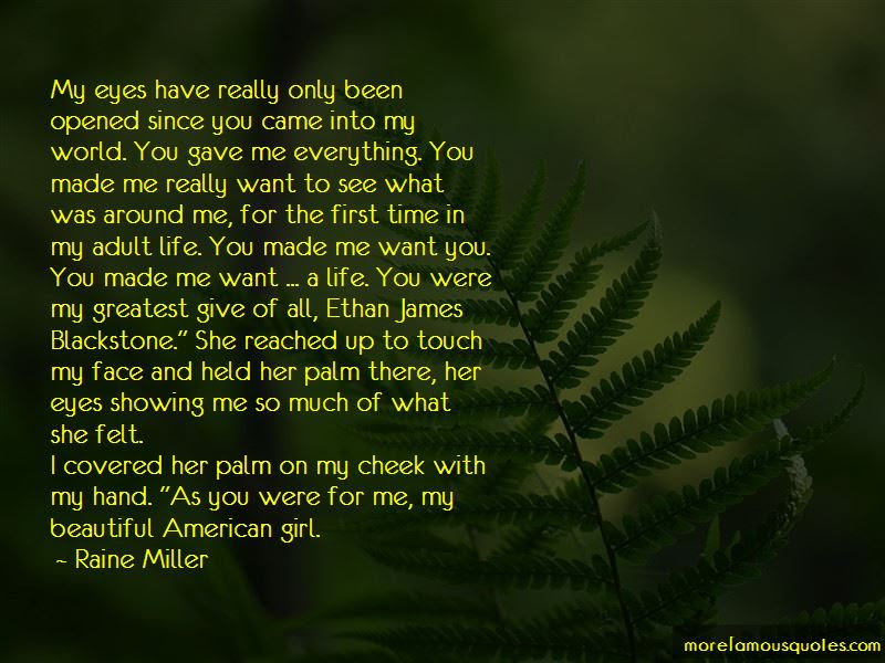 Since You Came Into My Life Quotes Top 8 Quotes About Since You