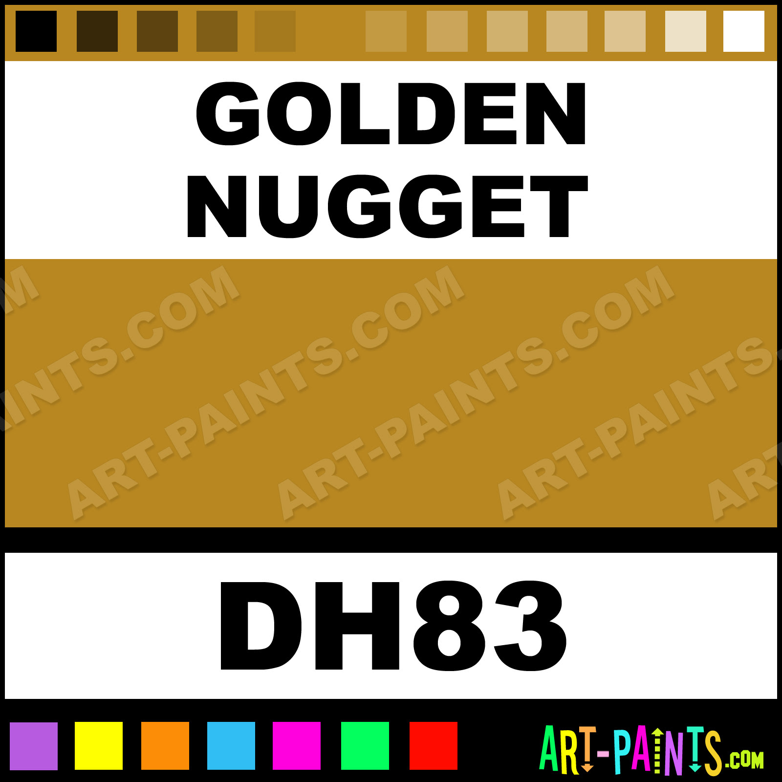 Download Golden Nugget Ceramic Ceramic Paints - DH83 - Golden Nugget Paint, Golden Nugget Color, Doc ...