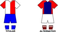 Uniforme Selección Misionera de Fútbol
