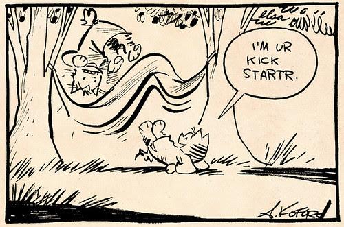 Laugh-Out-Loud Cats #1953 by Ape Lad