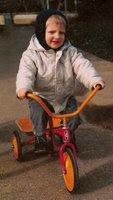 Mes premiers tours de roue