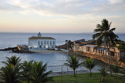 Ponta de Humaitá - Monte Serrat. Foto: Rita Barreto - Setur