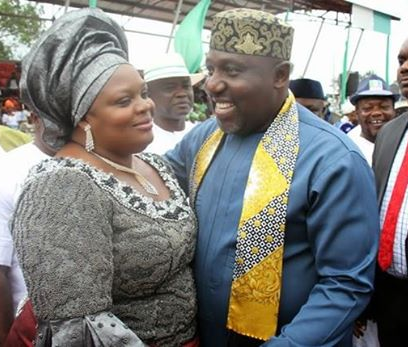 ''Our courtship didn't even last for one week before we got married''. Gov.Rochas Okorocha talks about his marriage of about 30 years old