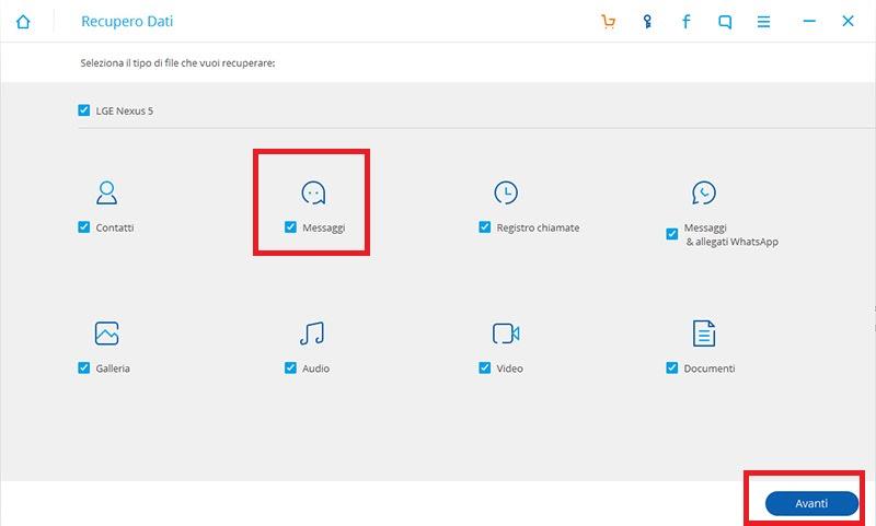 Drfone Recuperare File Persi O Cancellati Su Android