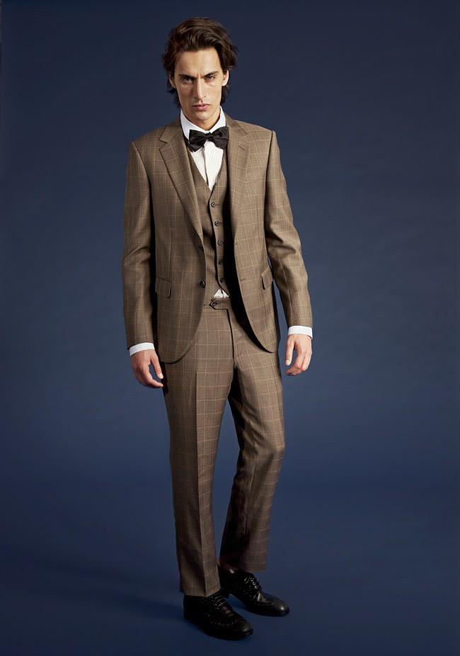 6 CLASS Roberto Cavalli Menswear FW1213