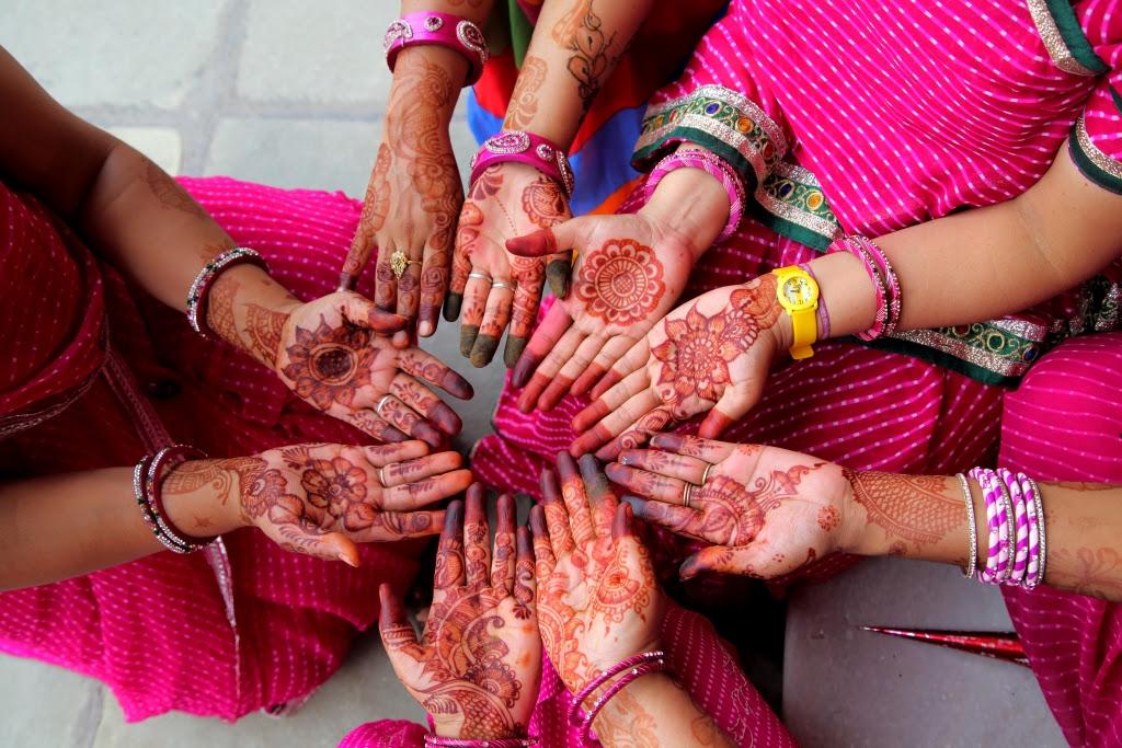Hina application-2-Teej festival-Jaipur-Kaynat Kazi Photography