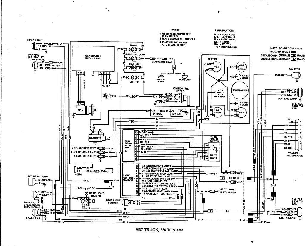 1948 Dodge Pickup Wiring Diagram Wiring Diagram Explained Explained Led Illumina It