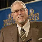 Phil Jackson rehired as head coach of the Los Angeles Lakers.
