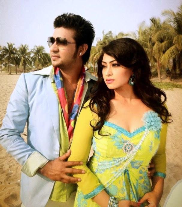 Sadika Parvin Popy Hot Bangladeshi Model  Actress Photos-5225