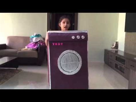 Fancy Dress Competition washing machine   YouTube