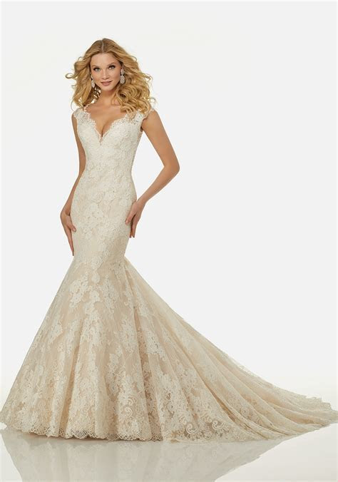 Randy Fenoli Wedding Dress 3411   McElhinneys