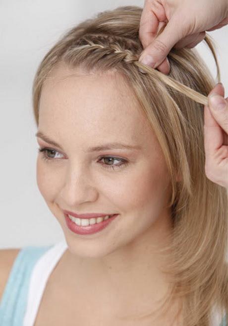 Frisuren Kurze Haare Zopf