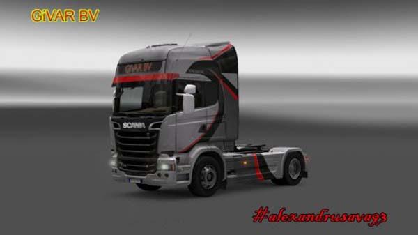 Scania Streamline Givar BV Skin