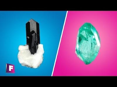 10 Minerales que tal vez no conocias (tercera parte #3)