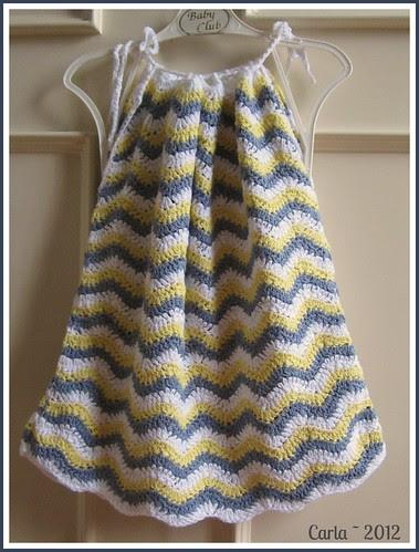Chevron Pillow Case dress