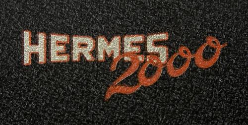 Hermes 2000 decal
