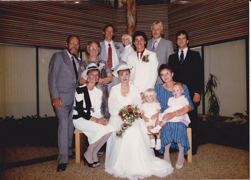 Tante Suzy & Oom Bruno's Wedding