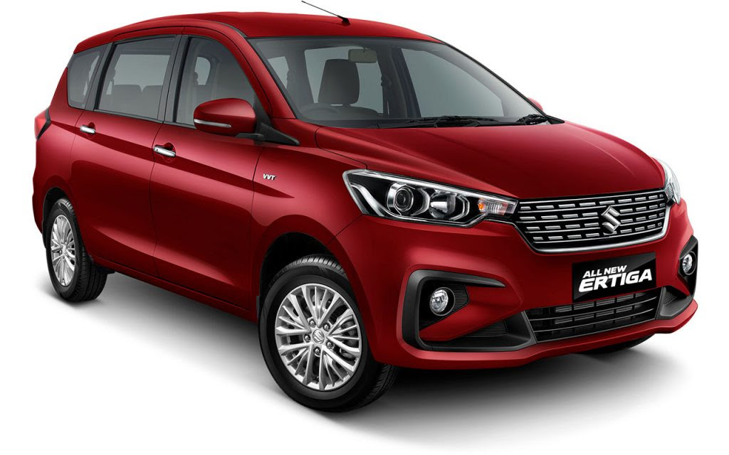 all new ertiga red 1024x640 - Suzuki Ertiga The Urban Mpv