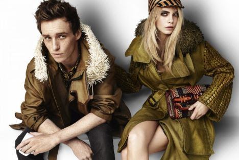 Guerra de trincheiras: Burberry tem batido Dior para se tornar a marca de moda com o maior número de 'likes' post no Facebook