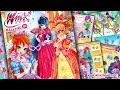 CARNAVAL 💃🎉 WINX CLUB MAGAZINE 191 review
