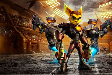 ratchet deadlocked hd coming  playstation network