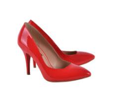 Pantofi Stiletto din Piele Naturala Dorothy