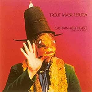 """Cover of """"Trout Mask Replica"""""""